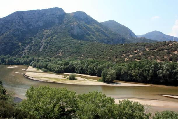 греческие горы