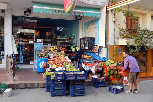супермаркет в Потосе