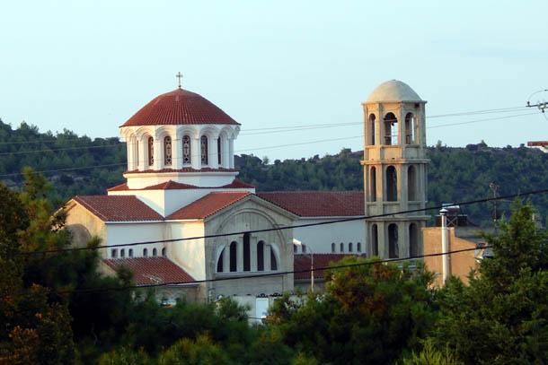 церковь в Потосе