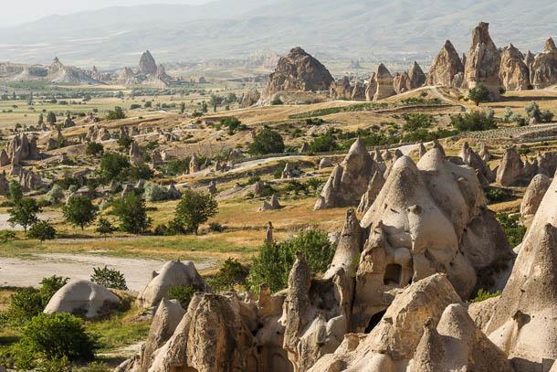 Волшебная турецкая Каппадокия