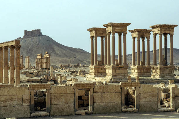Сирия, Пальмира
