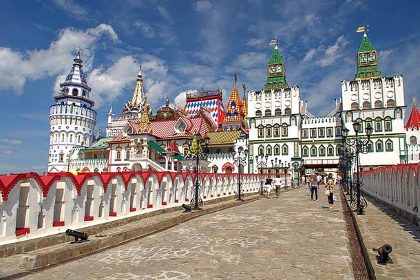 Москва, Измайлово