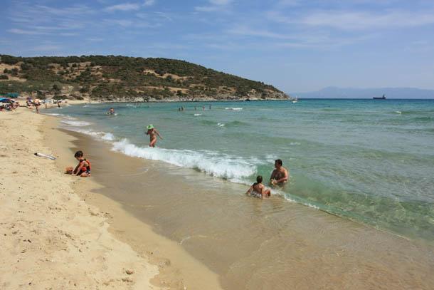 Пляж Амолофи