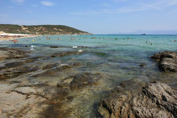 На побережье Северной Греции