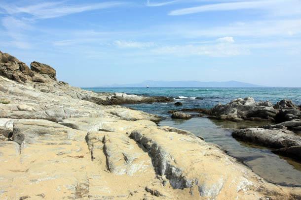 Фантастический вид побережья
