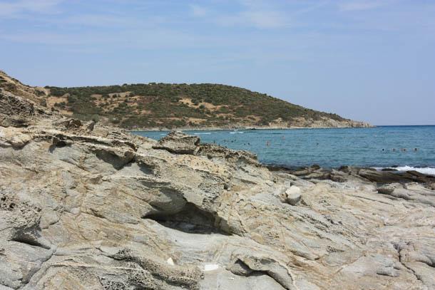 Изгибы греческого побережья