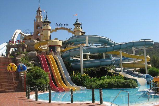 Aqua Fantasy в Кушадасах, Турция