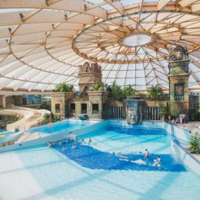 Самые большие аквапарки Европы
