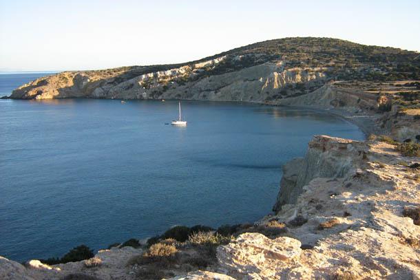 Малые Киклады, Греция