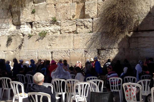 Иерусалим, Западная стена.