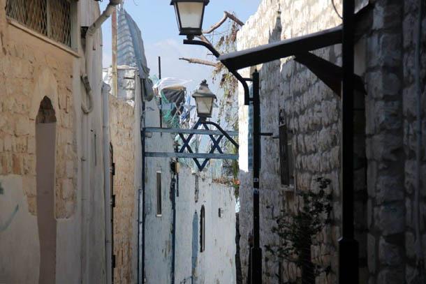 Цфат, Израиль.