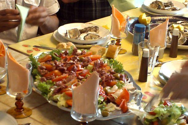 Французская еда