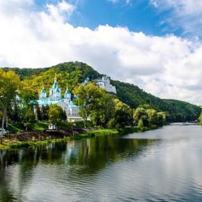 Святогорская лавра – православная святыня Украины