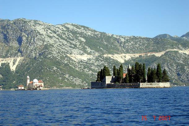 Бока-Которский залив, г. Пераст, Черногория