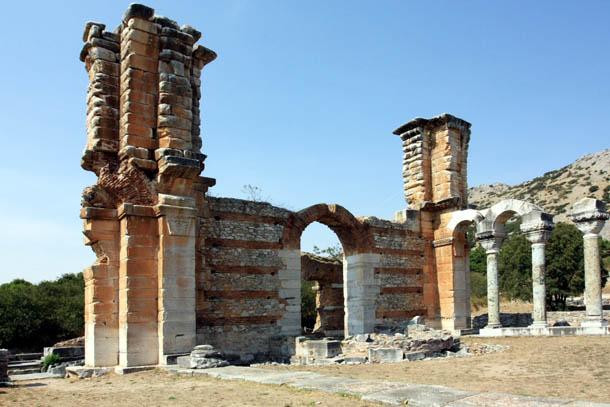 Древняя базилика