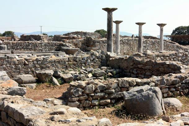 Филиппы в северной Греции