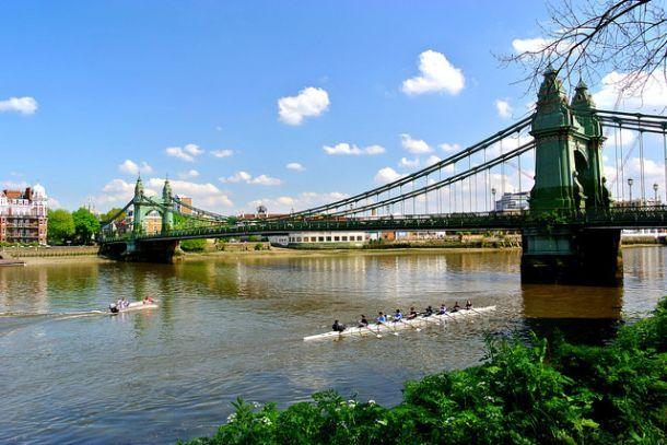 Хаммерсмитский подвесной мост
