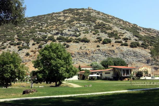 Лидия - панорама окрестностей