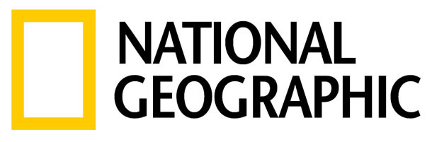 national geographic logo эмблема