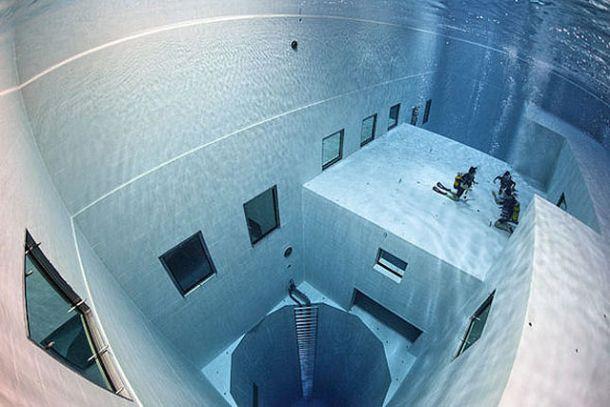 Второй бассейн комплекса Немо 33