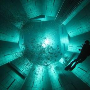 Немо 33 – бассейн для дайвинга в Брюсселе