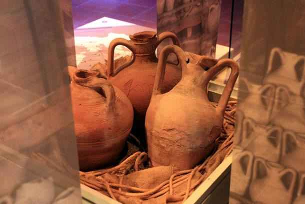 древние сосуды