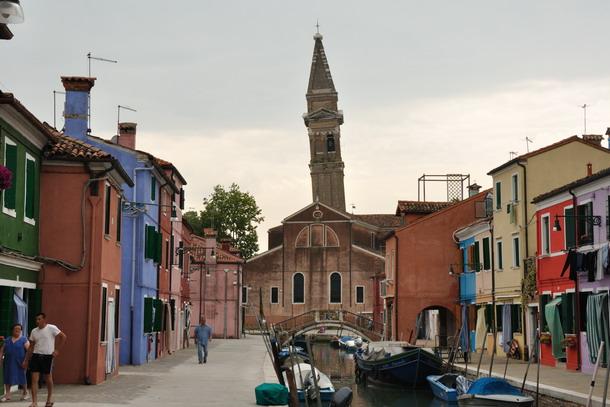 собор Сан-Мартино в Бурано