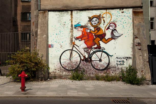 велосипедист август 2012