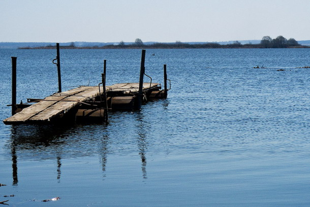 Озеро Неро в Ростове