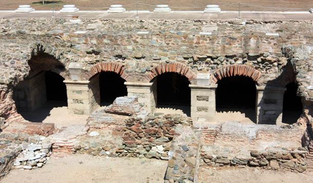 древние окна