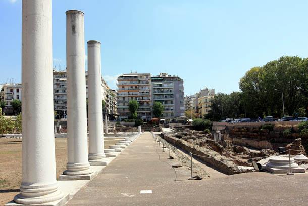 колонны римского форума