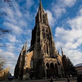 Ульмский собор в Германии