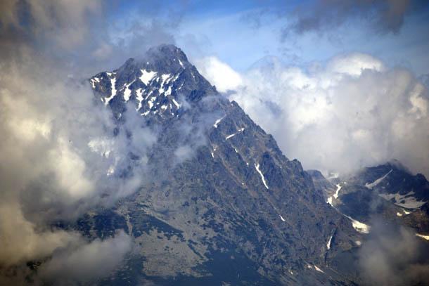 горы Словакии
