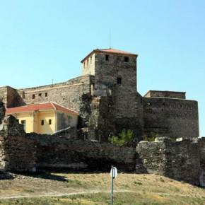Крепость Эптапиргио в Салониках