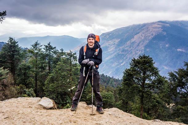 Непал, Гималаи. Треккинг от базового Лагеря Эвереста в Саллери