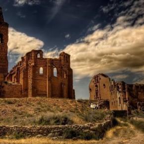 Развалины монастыря Святого Августина в Бельчите
