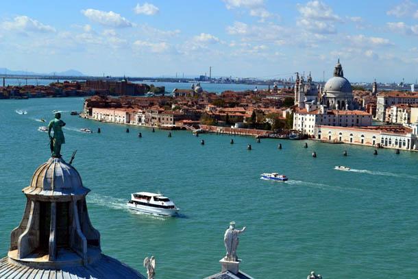 Смотровая с видом на Венецию