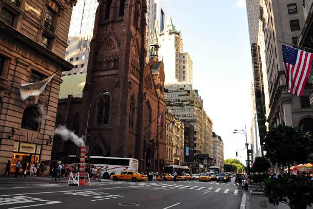 Нью Йорк, Манхеттен