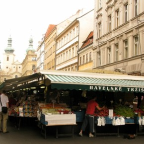 Хавель – старинный рынок Праги
