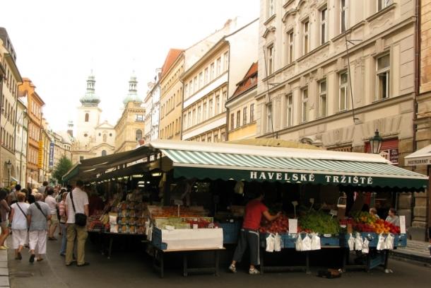 Рынок Хавель