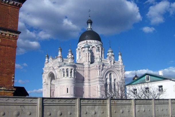 Андрониковский собор в Вышнем Волочке