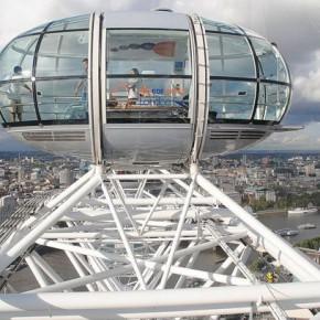 London Eye – фантастическое колесо обозрения