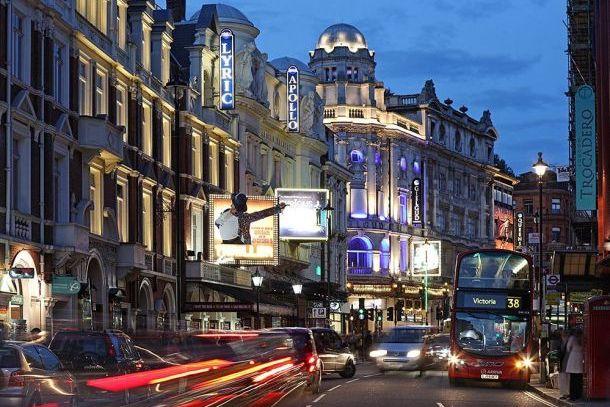 Вест-Энд, Лондон