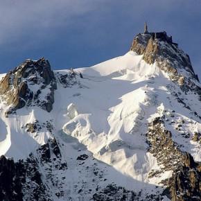 Эгюий-дю-Миди – горная вершина Франции