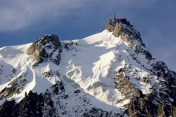 Aiguille Du Midi, Франция
