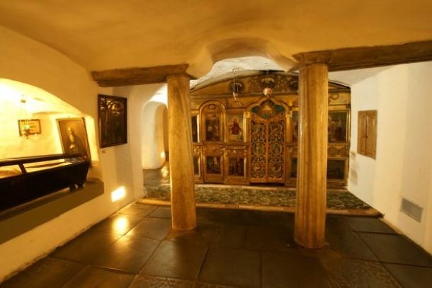 Ближние пещеры, Киево-Печерская лавра