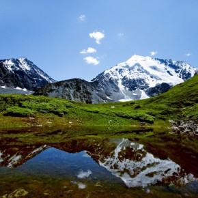 Долина семи озер в Горном Алтае