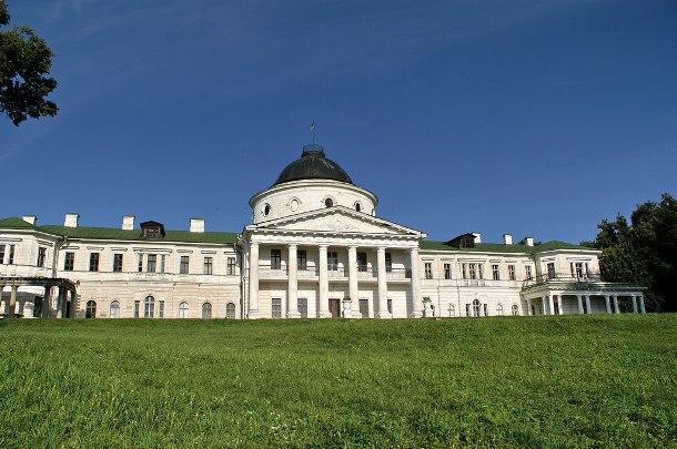 Качановка - дворцово-парковый комплекс