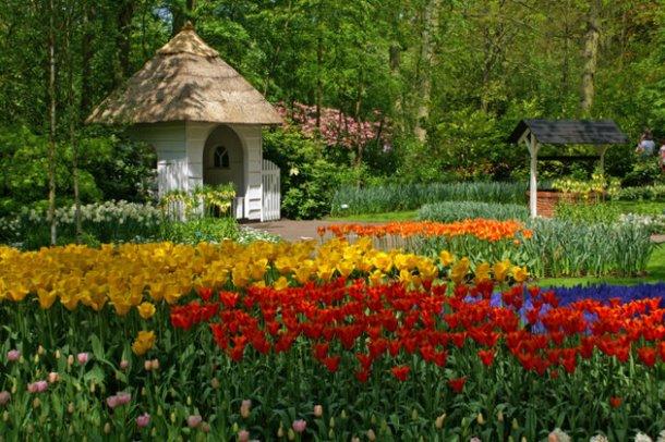 Королевство цветов, Кёкенхоф
