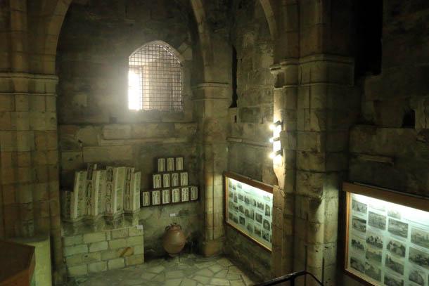 внутренние помещения замка